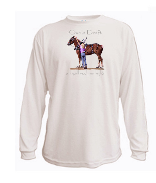 Belgian Draft Horse - Own a Draft and you'll reach new heights