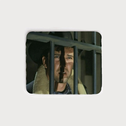 Robert Fuller neoprene pad - Jess at the jailhouse wanting information to where Slim might be.