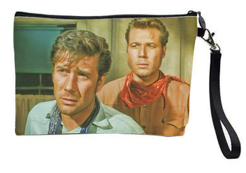 Robert Fuller Large zippered bag-Concerned Pards