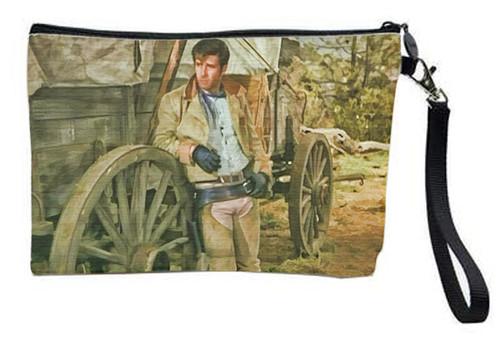 Robert Fuller Large zippered bag-The Dispossessed