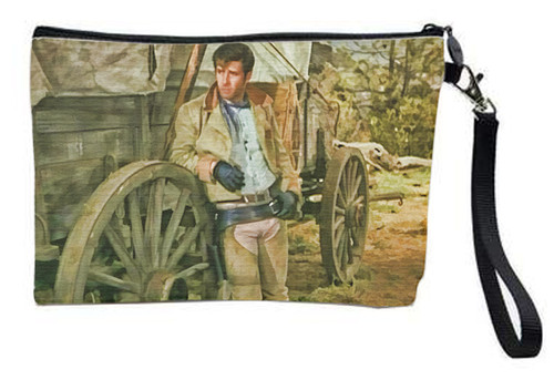 Robert Fuller Large zippered bag-The Dispossessed