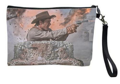 Robert Fuller Large zippered bag-Return of the Magnificent Seven-Vin-The Battle