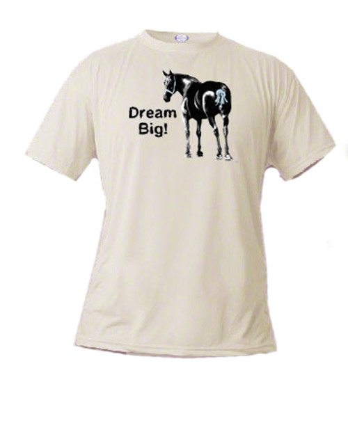 Always support your kids in their dreams - Dream Big t-shirt for kids