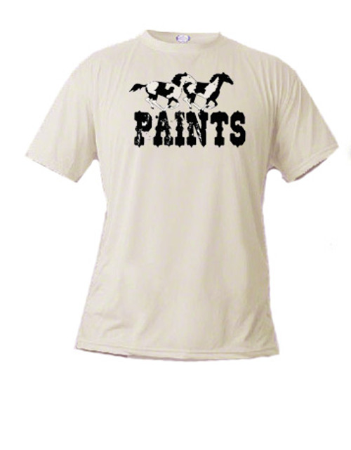 Paint horse t-shirt for kids who love paint horses