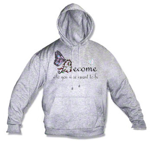 LGBTQ Hoodie: Become who you were meant to be