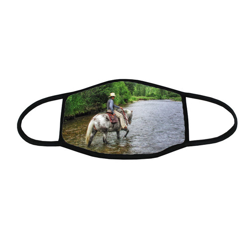 Horse/Equine Face Mask - Banner's Crossing