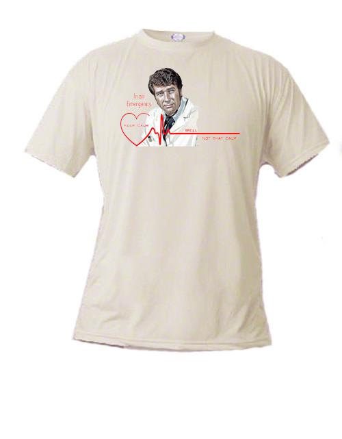 Robert Fuller - Emergency T-shirt