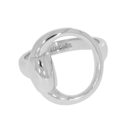 Single Snaffle Ring