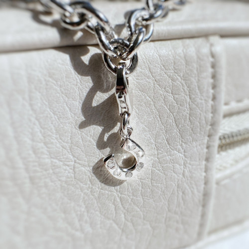 Sterling Silver Small Horse Shoe Charm