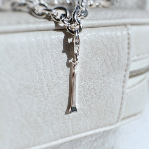 Sterling Silver Farrier's Nail Charm