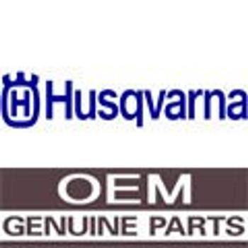 HUSQVARNA Plate 506629201 Image 1