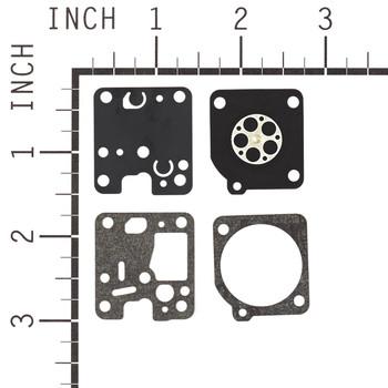 ZAMA GND-52 - GASKET & DIAPHRAGM KIT/XILI img2