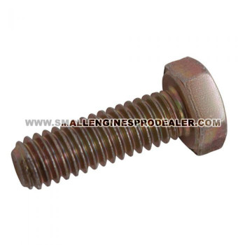 "Scag BOLT, HEX HEAD, 5/16-18 X 1"" 04001-09 - Image 1"