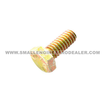 "Scag BOLT, HEX HEAD, 1/4-20 X 5/8"" 04001-06 - Image 1"