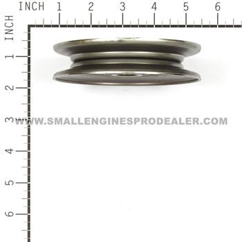 78-010 - PULLEY V IDLER DIXIE CHOPPER 4 - OREGON - Image 2