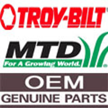 Part number 603-04181A-0637 Troy Bilt - MTD