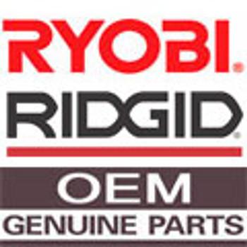 Part number 411062702 RYOBI/RIDGID