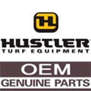 HUSTLER SEAT W/ ISOLATOR 605812 - Image 2