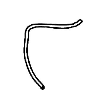 Logo HUSTLER for part number 15818