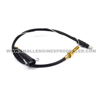 BRIGGS & STRATTON part 7101192YP - CABLE BRAKE SNAP-IN - Image 1