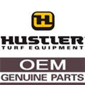 Logo HUSTLER for part number 601055