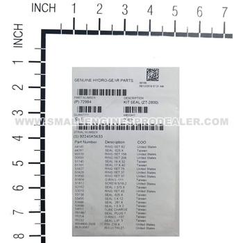 Hydro Gear Kit Seal 72994 - Image 2