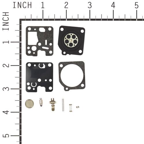 ZAMA RB-139 - REBUILD KIT/XILI img2