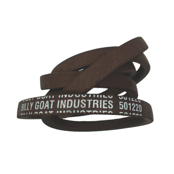 BILLY GOAT 501220 - BELT 6972 POWERATED