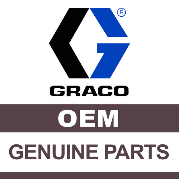 GRACO part 01/0013-VH/00 - VALVE HEAD NDV 5/8 11/16 VITON - OEM part - Image 1