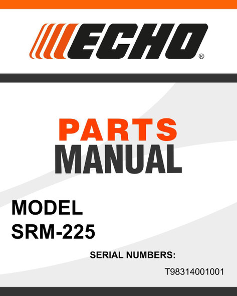 Echo-SRM 225-owners-manual