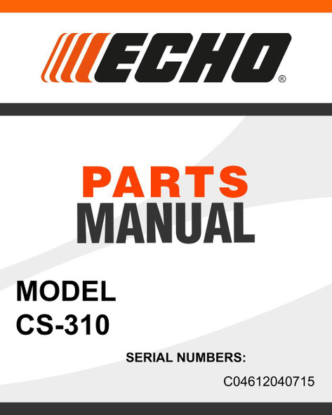 Echo-CS-310-owners-manual
