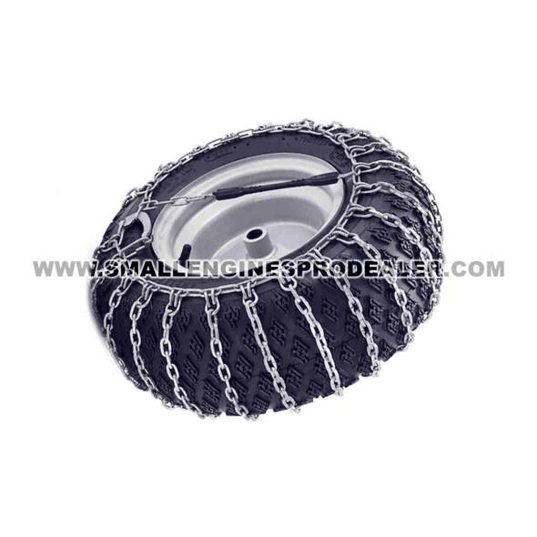 "HUSQVARNA 18"" X 9.5"" X 8"" Tire Chains 954050202 Image 1"