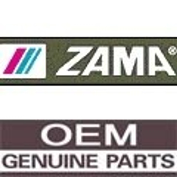 Product Number ZPG-2 ZAMA