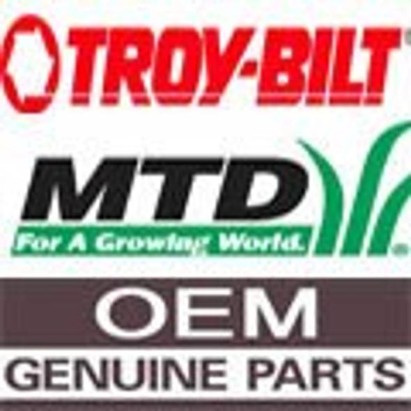 Troy Bilt - MTD KM-92192-2389 - TUBE-6.35 X 12.7 X - Original OEM part