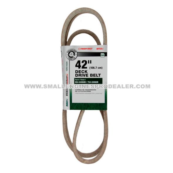 "Troy Bilt Pony 42"" Deck Belt 954-04060C MTD OEM"