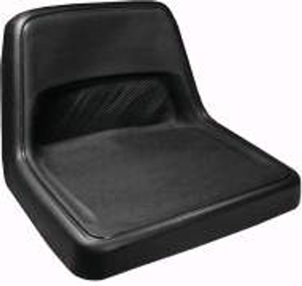 21-6622 6622 Rotary Cover Seat Low Bacl Vinyl Black