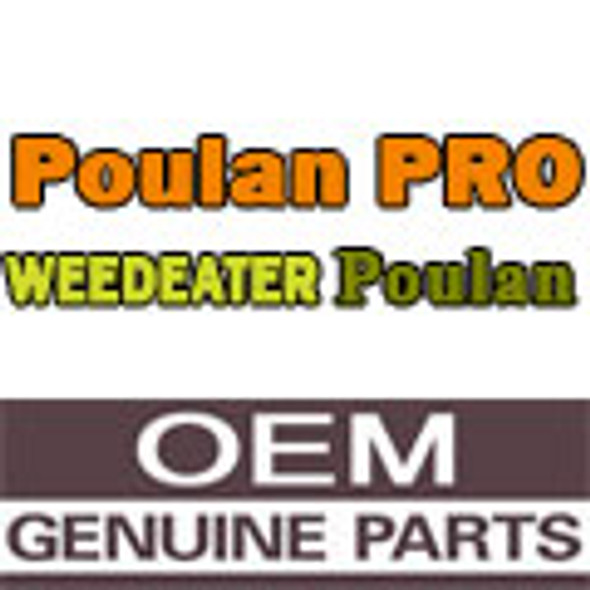 Part number 213805S POULAN