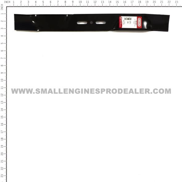 Oregon 21-Inch Universal Mulching Lawn Mower Blade 90-621