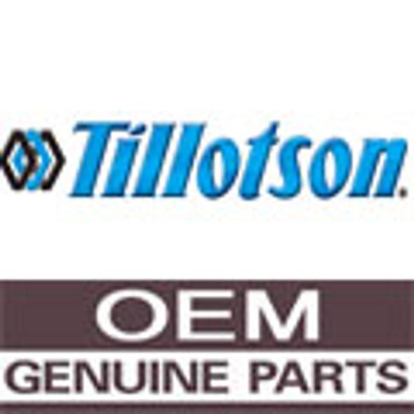 Part number TC-138A TILLOTSON