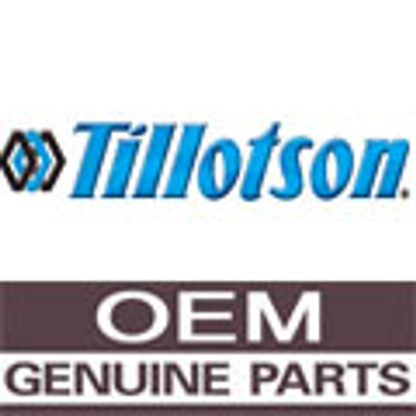 Part number TC-137A TILLOTSON