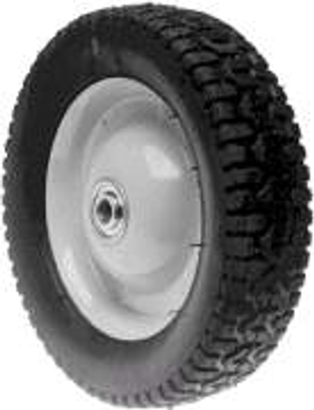 WHEEL STEEL 8 X 1-5/8 FOR SNAPPER (PAINTED GRAY) - 8262