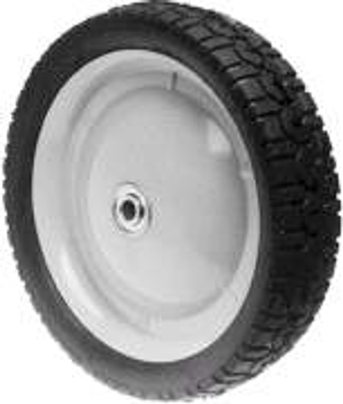 WHEEL STEEL 9 X 1-5/8 FOR SNAPPER (PAINTED GRAY) - 8263