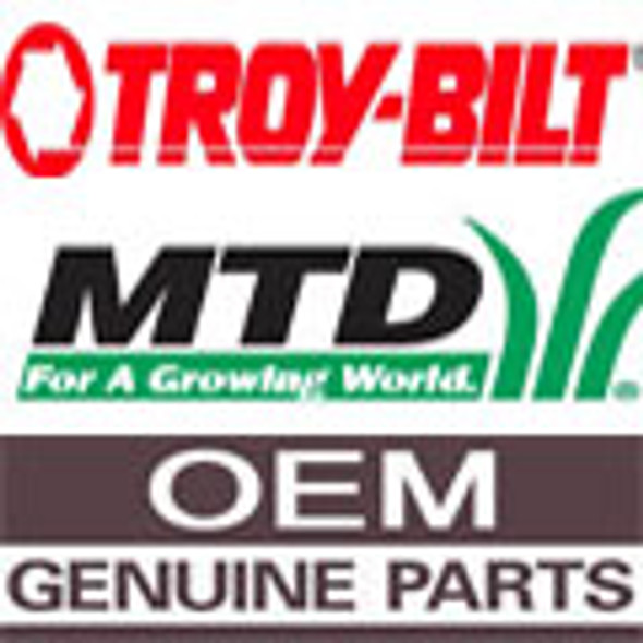 Part number GW-11602 Troy Bilt - MTD