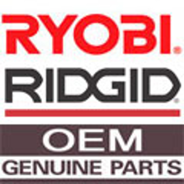Part number ZRPM0497002 RYOBI/RIDGID