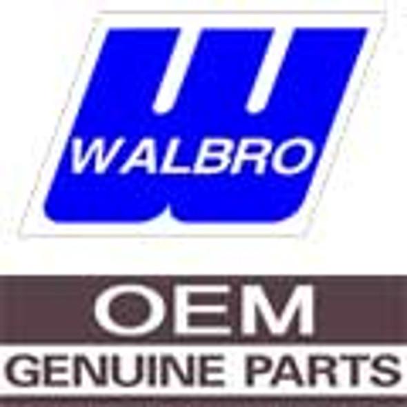 WALBRO WT-807-1 - CARBURETOR ASSY - Original OEM part
