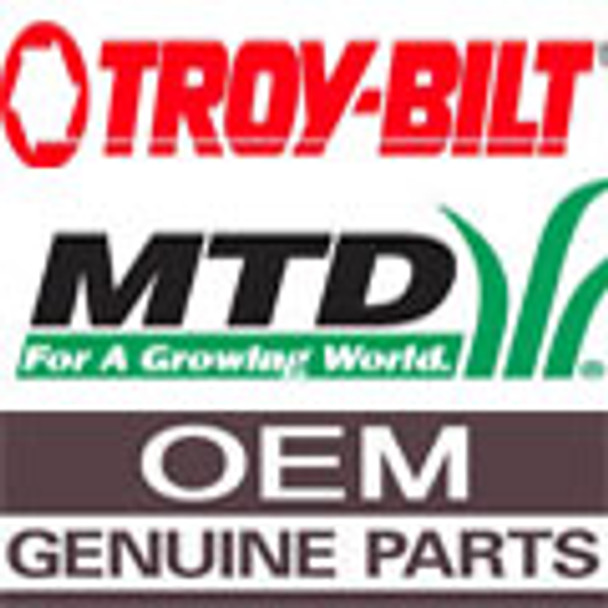 Part number GW-50161 Troy Bilt - MTD