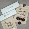 Pump Street Chocolate Collection - Limited Edition (5 Chocolates) - Collaboration with Fifth Dimension Chocolates. Note: Pump Street chocolate bars are not included in this product.