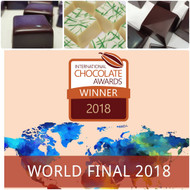 ​International Chocolate Awards World Final 2018 – A Night To Remember