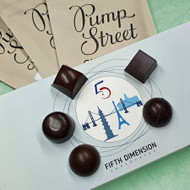 Collaboration with Pump Street Chocolate
