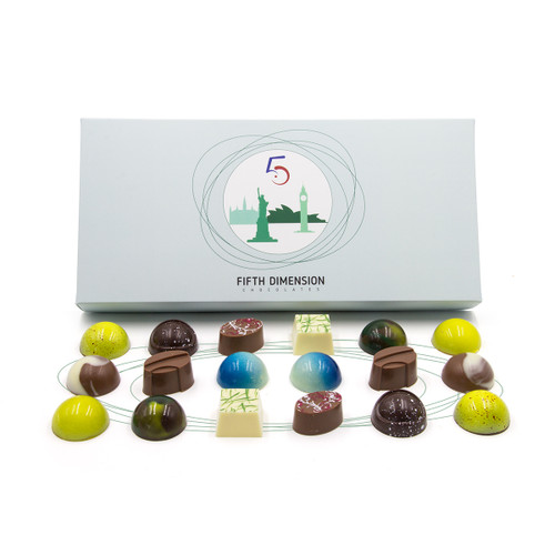 The Personal Selection Box (18 Chocolates)